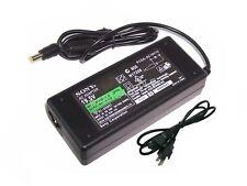 Genuine Sony 19V VGP-AC19V10 power adapter
