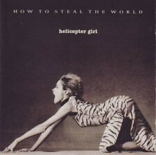 Helicopter Girl - How to steal the world (CD)
