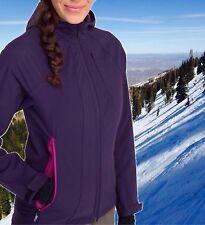Icebreaker Womens Small Viento Merino Wool Lined Sports Jacket Nwt $325