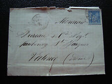 FRANCE - lettre 1879 (cy34) french