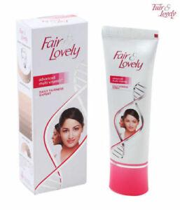 5 X Fair & and Lovely Advanced Multi Vitamin Expert Daily Fairness Cream 50 Gm