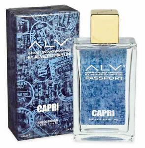 Profumo Uomo ALV Alviero Martini CAPRI Eau De Parfum 100ml EDP