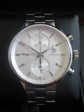 TAG HEUER CARRERA CALIBRE 1887 WATCH CAR2111.BA0720 AUTOMATIC CHRONOGRAPH BNIB