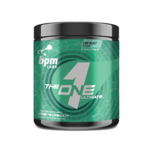 BPM Labs The One Ultimate Pre Workout