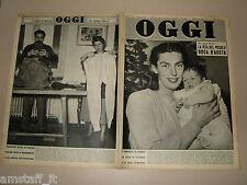 OGGI=1954/22=BUTTAPIETRA=MICHEL PERRIN=VALENTINO BOMPIANI=MADONNA DELLE LACRIME=
