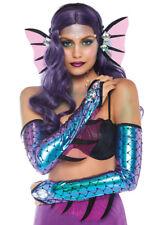Leg Avenue 2pc Dark Mermaid Kit, Blue, One Size - LA-A2849-BLU-O/S