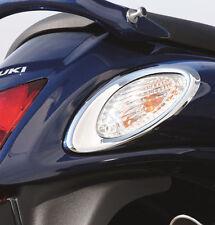 2008 - 2016 GEN 2 HAYABUSA NEW GENUINE OEM SUZUKI Chrome Tail Light Trim