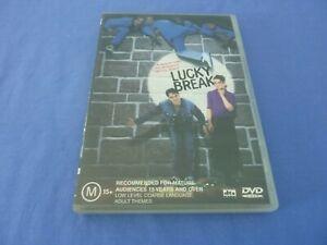Lucky Break DVD  James Nesbitt Olivia Williams Timothy Spail R4 Free Postage