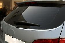 Accesorio para Hyundai Santa Fe 2012-2017 Cromo Molding Luna Trasera Listones