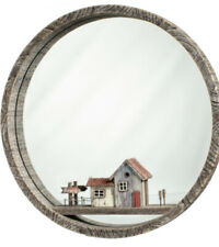 Nautical Beach Coastal inspired Wall Mirror 35cm