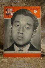 Der Spiegel 31/53 29.7.1953 Japans Kronprinz Akihito