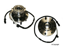 Axle Bearing and Hub Assembly-GMB Axle Bearing and Hub Assembly Frt WD 799-0162