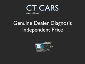Volkswagen Audi Seat Skoda Genuine Dealer Diagnostic Service ( Latest Odis )