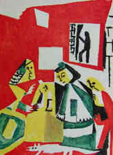 """Pablo Picasso """"Les menines et la vie"""". Edicion Cercle D´Art 1958"""