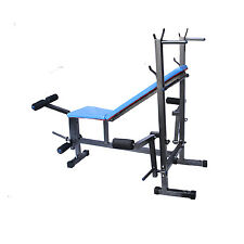 Fitfly Premium Quality 8 IN 1 Bench For  Gym Exercises