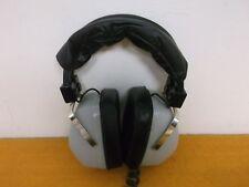 VINTAGE HOLIDAY JAPAN DYNAMIC STEREO HEADPHONES MODEL 54 WORKING GREAT