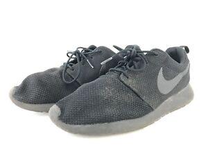 Nike Roshe One Herren Sneaker  Freizeitschuhe Halbschuh Schwarz Gr. 44,5 (UK9.5)