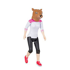 Strange Friends Maggie Squirrel Woman Action Figure NEW Gag Gifts