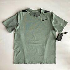 Nike Dri-Fit Men's Training Ss T- Shirt 896749-365 Sz M (L) 💰75