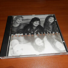 Shadows & Light by Wilson Phillips (CD, 1992, SBK Records) Used And