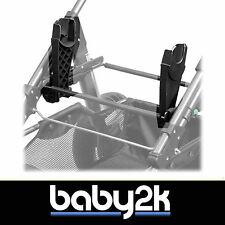 Hartan Maxi Cosi Besafe Cybex Silla de coche adaptadores zxii Racer GT & Topline S + X BN
