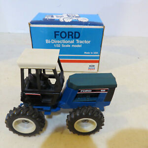 Scale Models Ford 256 Bi-Directional Tractor 1/32  FD-JLE334FT-B