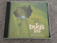 A BUG'S LIFE CD SOUNDTRACK SCORE - RANDY NEWMAN