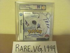 Pokemon Soul Silver (Nintendo DS, 2010) RARE Brand New Sealed VGA 90 GOLD MINT