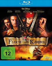 Fluch der Karibik (Pirates of the Caribbean)                     | Blu-ray | 054