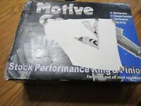 New Motive Gear AM20-354 Ring and Pinion for 1978-1979 American Motors AMX +More