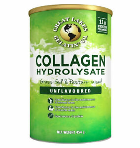Great Lakes Gelatin Collagen Hydrolysate 454g