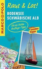 MARCO POLO Raus & Los! Bodensee, Schwäbische Alb UNGELESEN statt 12,99