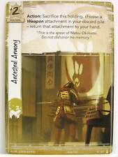 Legend of the five rings LCG - 1x #047 Ancestral Armory-the fires within