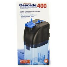 Penn-Plax Cascade 400 Internal Filter for Aquariums 110 GPH (Up to 20 Gallons)