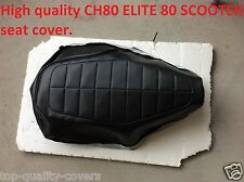 HONDA CH 80 CH80 ELITE 80 SCOOTER High Quality REPLACEMENT SEAT COVER 1985-2007