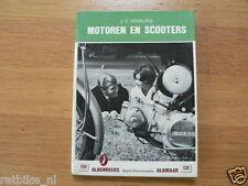 131 MOTOREN & SCOOTERS,HONDA CB450,CYRUS 50,BULTACO METRALLA,DUCATI MONZA,LILAC
