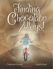 Finding Chocolate Alleys! Signed By Author! Hardback/Paperback