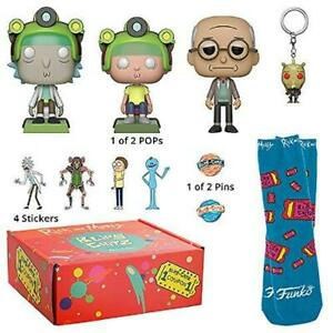 Funko Rick and Morty Blips And Chitz Mystery Box - New And Sealed