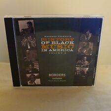 CD History of Black Music in America vol 3 James Brown, Marvin Gaye, Temptations