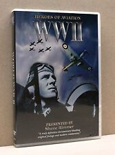 HEROES OF AVIATION - WWII [dvd, 2006]