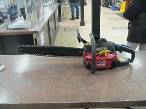"Homelite Timberman 45 Chainsaw  20"" Chain Saw - 45cc PowerStroke Engine"