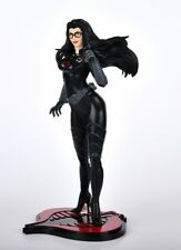 "BARONESS GI Joe PCS Premium Collectible Studio Statue 9"" 1:8 Scale Classified"