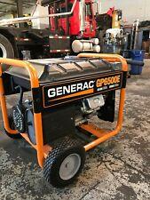 Generac Gp6500e 6500W Electric Portable Generator