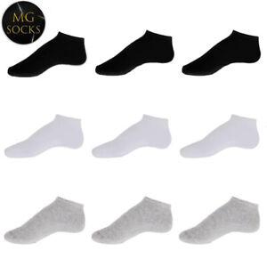 10 bis 100 Paar Sneaker Socken Damen Herren Kurzsocken Füßlinge Sport Freizeit