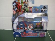 Marvel Minimates Captain Americas Hulkbuster & Baron Zemo Walgreens
