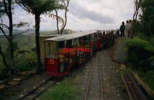 PHOTO  2000 NEW ZEALAND RAILWAY COROMANDEL DRIVING CREEK RAILWAY POSSUM AND SNAK