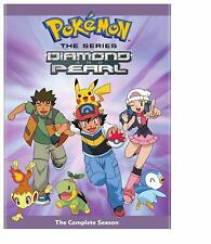 Pokemon Diamond & Pearl Series Complete Season 10 DVD Set Anime Collection Kids
