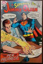 SUPERMAN'S PAL, JIMMY OLSEN  #129  Superman vs. Ultra-Olsen  1970  FN