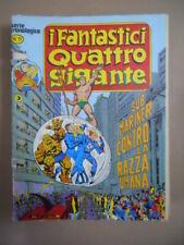 I FANTASTICI QUATTRO GIGANTE n°11 1979 ED. Corno  [SP14]
