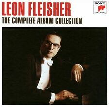 Leon Fleisher Complete Album Collection CD / Box Set NEW